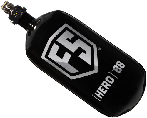 First Strike HERO 2 Compressed Air Paintball Tank - 88/4500