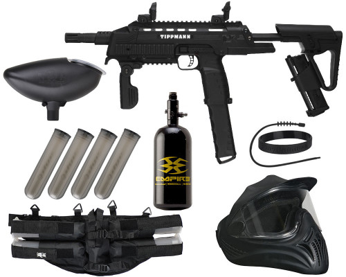 Legendary Gun Package Kit - Tippmann Tactical Compact Rifle