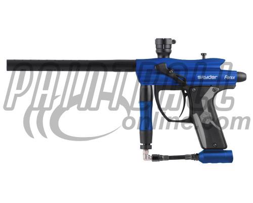 Kingman Spyder Fenix Paintball Marker - Gloss Blue