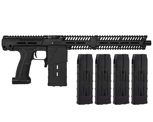 Planet Eclipse Mag Fed EMEK MG100 (PAL ENABLED) w/ 4 Additional (20 Round) Magazines