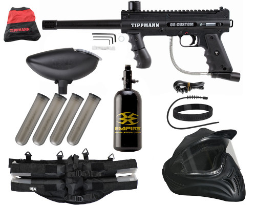Legendary Gun Package Kit - Tippmann 98 Custom Ultra Basic