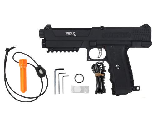 Tippmann TiPX Tactical Paintball Pistol - Black