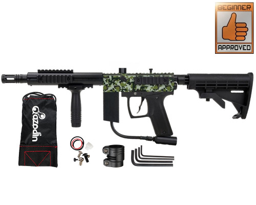 Azodin ATS Plus Paintball Gun - Camo