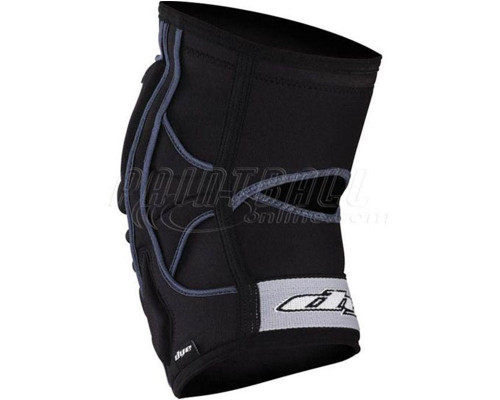 Dye Performance Knee Pad - Black