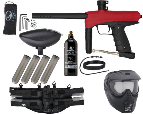 Epic Gun Package Kit - GOG eNMEy Paintball Guns