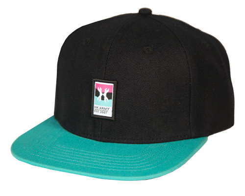 HK Army Snap Back Casual Hat - Wavy