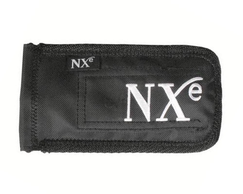 NXe Ballistic Nylon Barrel Condom - Black