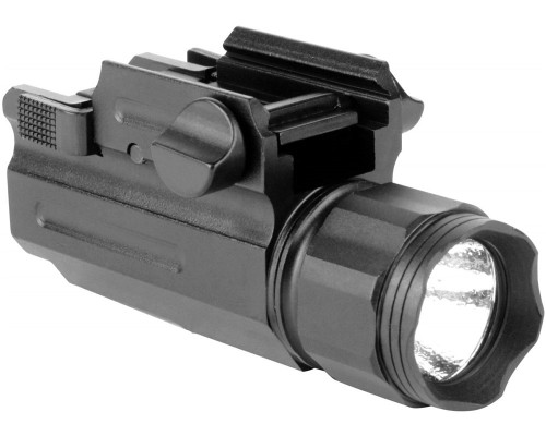 220 Lumen Aim Sports Compact Rail Mounted Flashlight (FQ220)