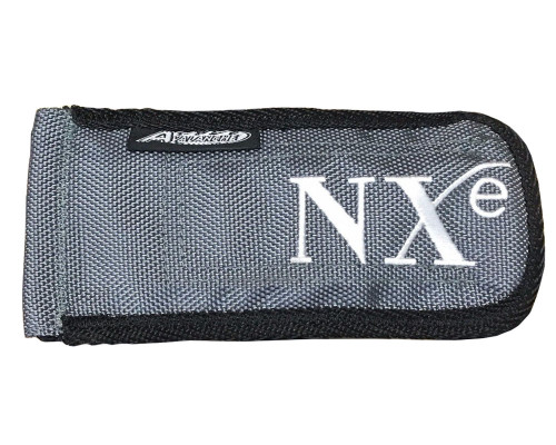 NXe Ballistic Nylon Barrel Condom - Grey