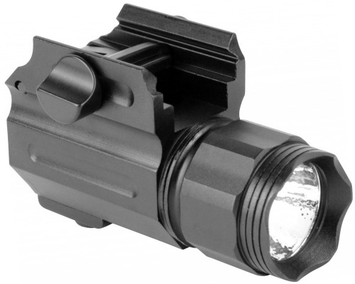 220 Lumen Aim Sports Compact Rail Mounted Flashlight (FQ220C)