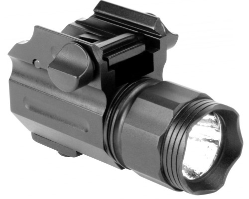 330 Lumen Aim Sports Sub-Compact Rail Mounted Flashlight (FQ330SC)