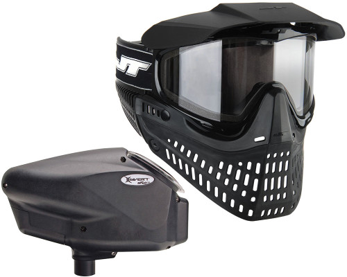 JT Proflex Goggle w/Empire Halo Too Hopper Combo Kit