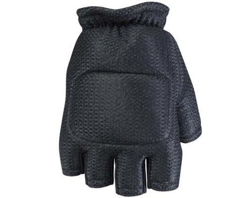 Empire Battle Tested THT Soft Back Fingerless Paintball Gloves