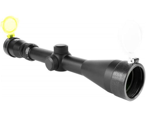 Aim Sports 3-9x40mm Tactical Series Scope w/ P4 Sniper Reticle (JLB3940G)