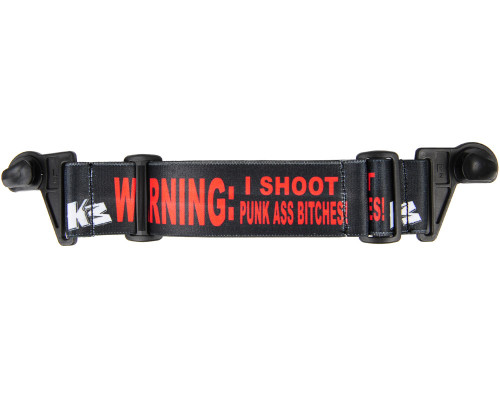 KM Adjustable EVS Goggle Straps