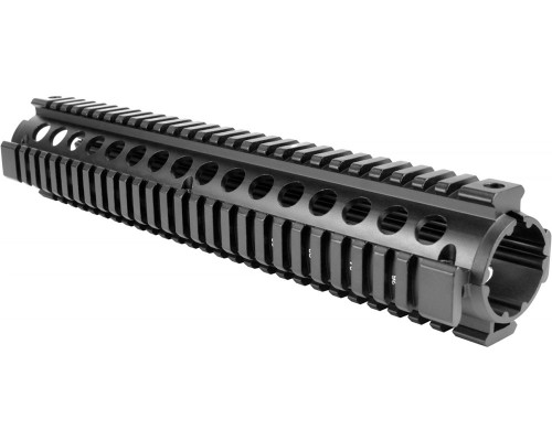 Aim Sports Drop In Rifle Length Quad Rail (MT051)