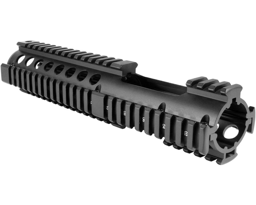 Aim Sports AR-15/M16 Carbine Length Quad Rail (MT057)