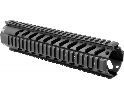 "10"" Aim Sports Free Floating Quad Rail (MT061)"