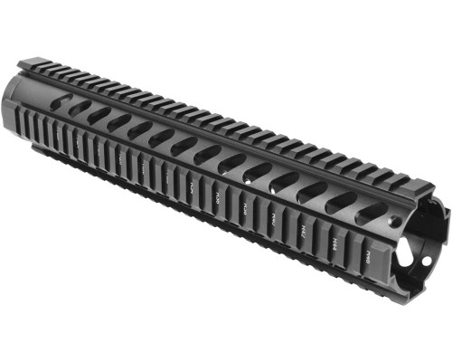 "12.5"" Aim Sports Free Floating Quad Rail (MT062)"