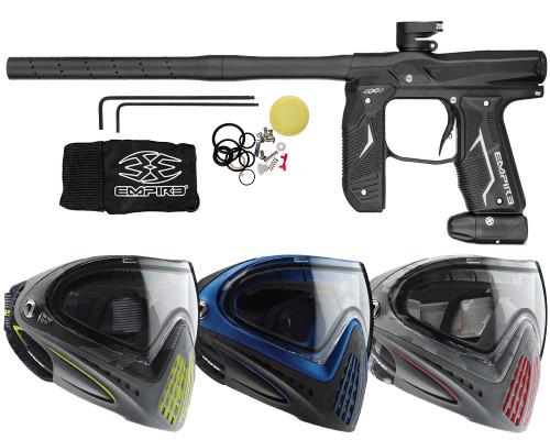 Empire Axe 2.0 Gun & Dye I4 Paintball Mask