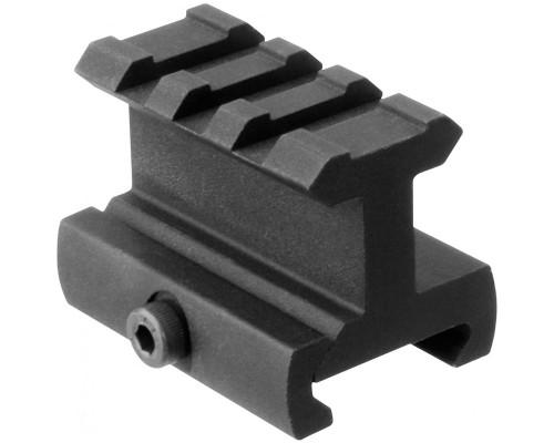 Aim Sports Riser Optic Mount For AR-15's - High (ML111)