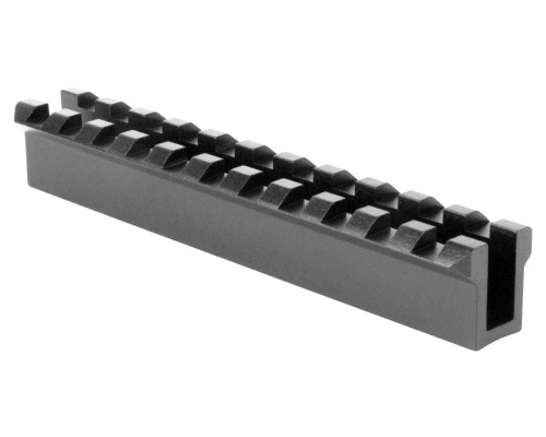 Aim Sports See-Through Picatinny Rail Base Mount For Ruger 10/22 (MRB004)