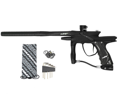 JT Impulse Paintball Marker - Dust Black/Dust Black