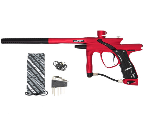 JT Impulse Paintball Marker - Dust Red/Dust Black