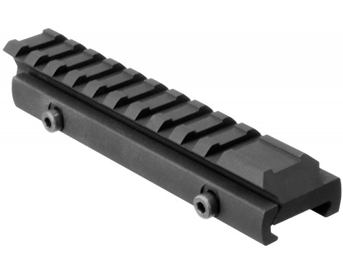 Aim Sports High Riser Optic Mount For AR-15's - Low (MT012L)