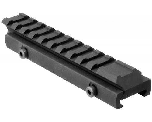 Aim Sports High Riser Optic Mount For AR-15's - Low (MT012L)