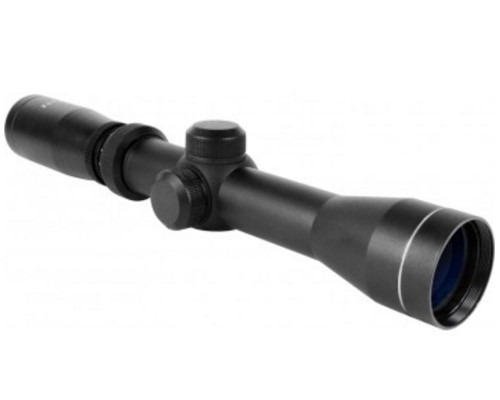 Aim Sports 2-7x32mm Scout Series Rifle Scope w/ Duplex Reticle (JH2732B)