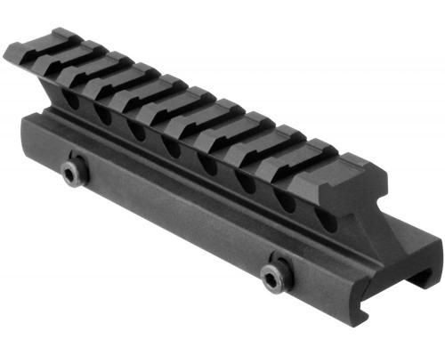 Aim Sports High Riser Optic Mount For AR-15's - Medium (MT012M)