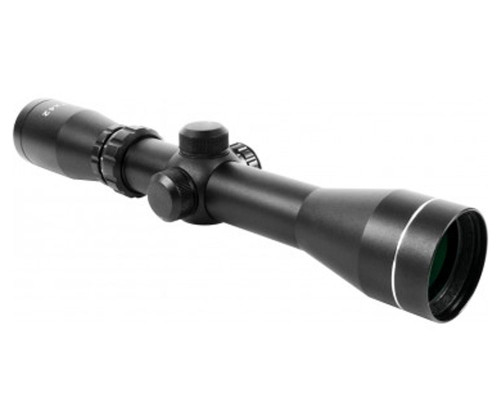 Aim Sports 2-7x42mm Scout Series Rifle Scope w/ Mil-Dot Reticle (JHI2742G-M)