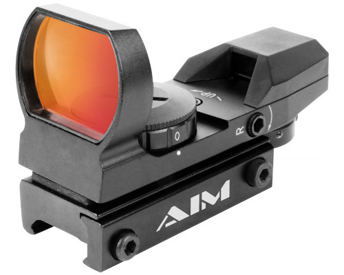 Aim Sports 1x34mm Reflex Sight (RT4-01)
