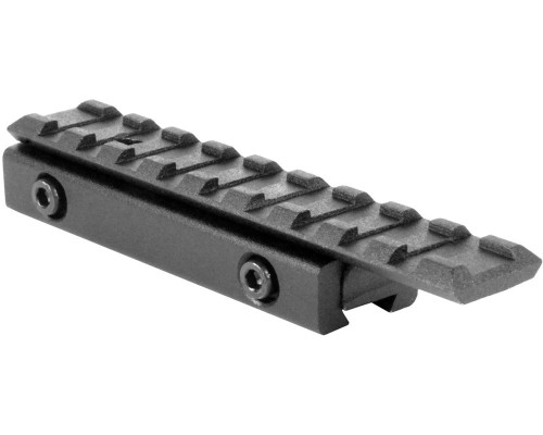 Aim Sports Base Mount Adapter - Dovetail To Weaver (MT024)
