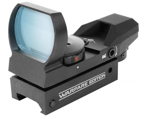 Aim Sports 1x34mm Warfare Edition Reflex Sight (RT4-WF1)