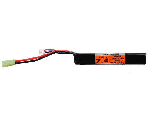 Valken Energy LiPo Airsoft Battery - 7.4v 1200mAh (48047)