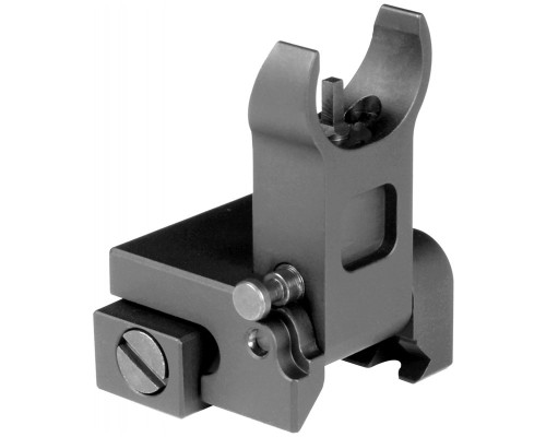 Aim Sports Front Flip-Up Rail Mounted Sight For AR-15's (MT200)