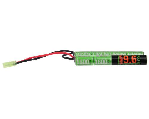 Valken Energy Airsoft Battery - 9.6v NiMH 1600mAh (48108)