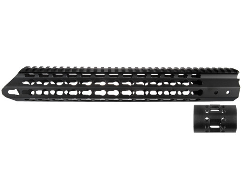 "Aim Sports 13.5"" Free Float Keymod Handguard For AR-15's (MTKMM02)"