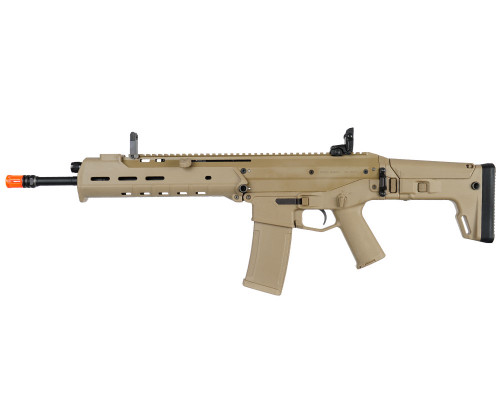 KWA Gas Blow Back Airsoft Rifle - PTS Masada (Dark Earth)