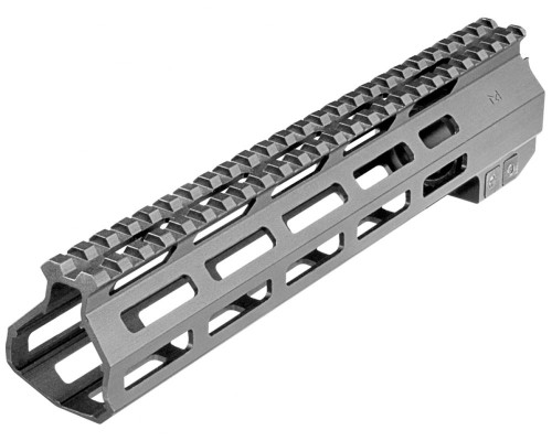 "Aim Sports 10"" Free Float M-Lok Handguard For AR-15's (MTMC01)"