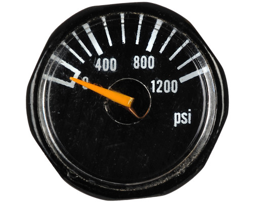 Blackout Replacement Tank Gauge - 1200 PSI