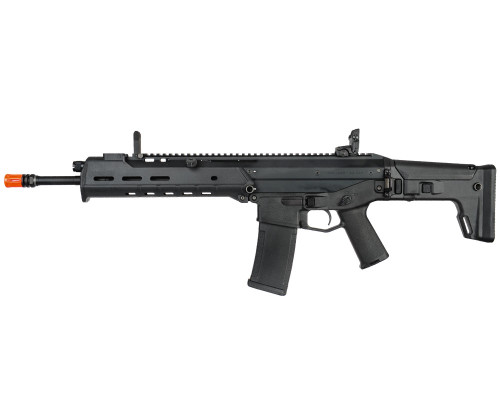KWA Gas Blow Back Airsoft Rifle - PTS Masada (Black)