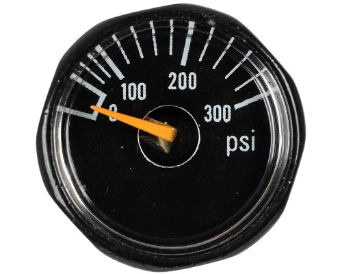 Blackout Replacement Tank Gauge - 300 PSI