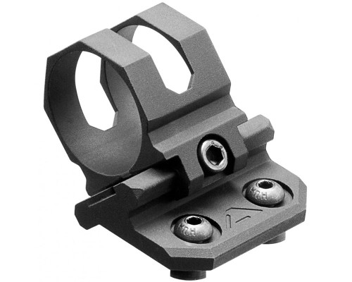 "Aim Sports M-Lok 1"" 45 Degree Offset Laser/Light Mount (AMMC01)"