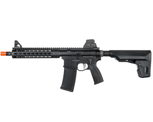 KWA Gas Blow Back Airsoft Rifle - PTS Mega Arms MKM AR-15 CQB
