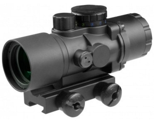 Aim Sports 3x36mm Recon Series Rifle Scope w/ Rapid Ranging Reticle (JTTD332G)