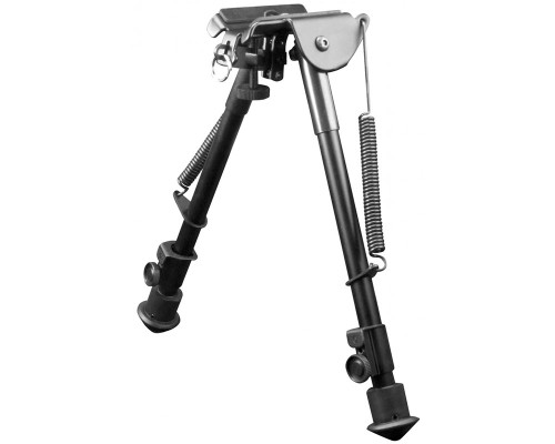 Aim Sports Medium H-Style Spring Tension Rifle Bipod (BPHS02)