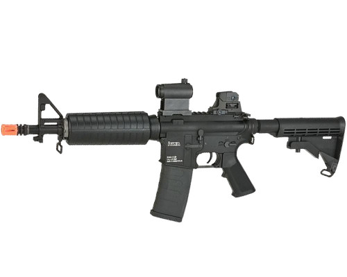 KWA Electric Airsoft Rifle - KM4 CQB